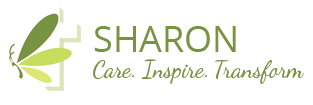 Sharon Palliative Care Logo